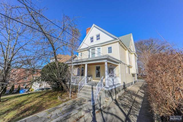 63 Franklin Street, Englewood, NJ 07631 (MLS #21002509) :: William Raveis Baer & McIntosh