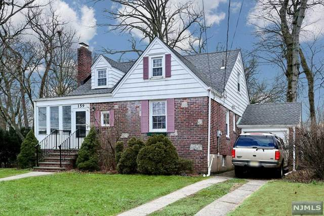 159 Monroe Avenue, River Edge, NJ 07661 (MLS #21002523) :: William Raveis Baer & McIntosh