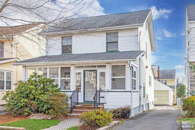 52 Hughes Street, Maplewood, NJ 07040 (MLS #21002528) :: The Sikora Group