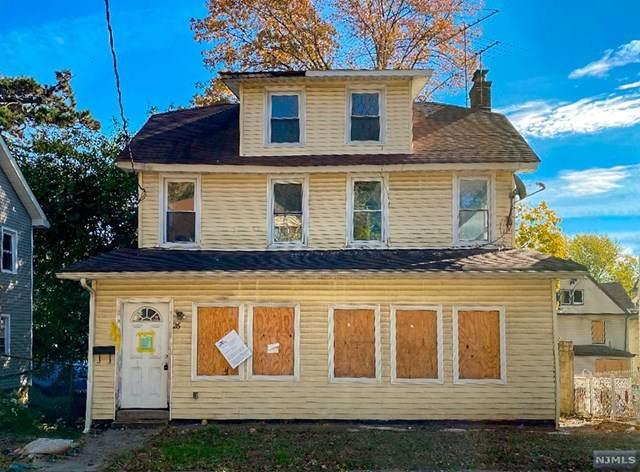 26-28 Pine Grove Terrace, Newark, NJ 07106 (MLS #21002640) :: The Dekanski Home Selling Team