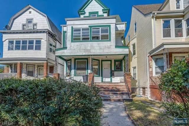 455 N Grove Street, East Orange, NJ 07017 (MLS #21002781) :: William Raveis Baer & McIntosh