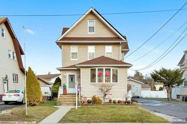 24 Franklin Street, Little Ferry, NJ 07643 (MLS #21004133) :: The Sikora Group
