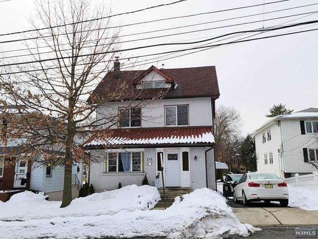 338 Teaneck Road, Ridgefield Park, NJ 07660 (MLS #21005177) :: William Raveis Baer & McIntosh