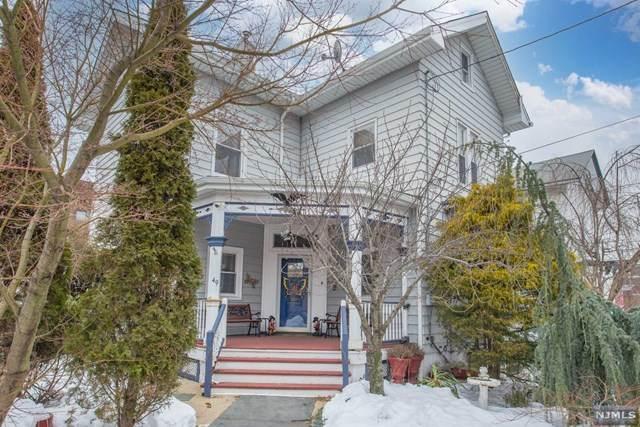 49 Hamilton Avenue, Passaic, NJ 07055 (MLS #21005435) :: William Raveis Baer & McIntosh