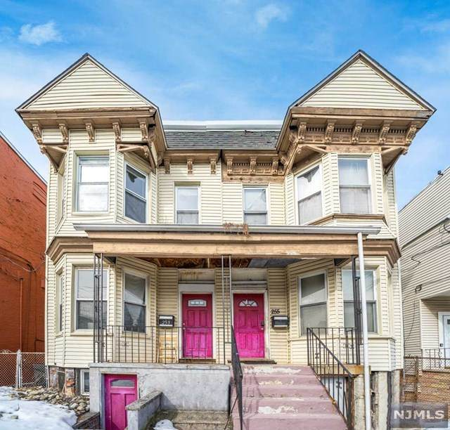 253 Arlington Avenue, Jersey City, NJ 07305 (MLS #21005690) :: Provident Legacy Real Estate Services, LLC