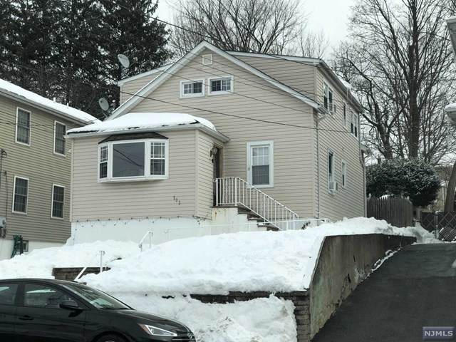 123 Newby Avenue, Woodland Park, NJ 07424 (MLS #21005956) :: The Sikora Group