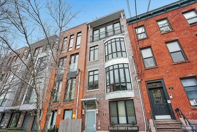 111 Garden Street #2, Hoboken, NJ 07030 (MLS #21006459) :: William Raveis Baer & McIntosh