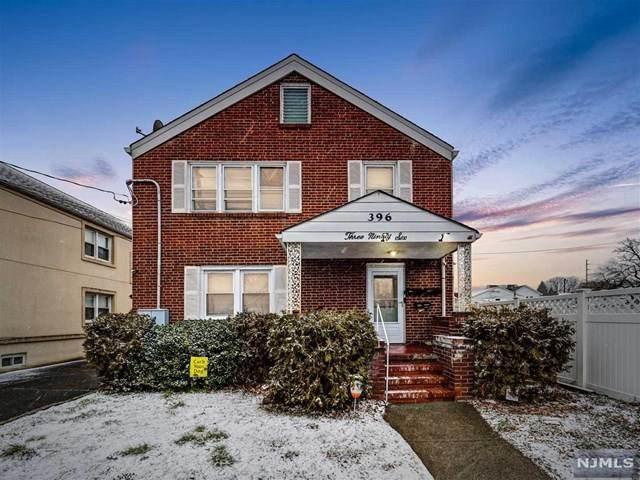 396 Watsessing Avenue, Bloomfield, NJ 07003 (MLS #21006745) :: The Sikora Group