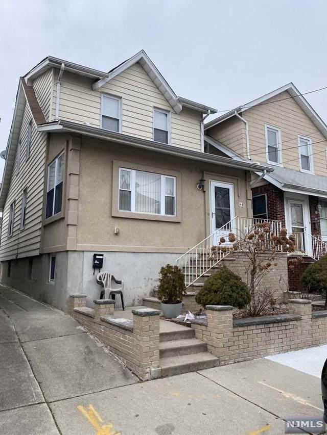 143 Fulton Avenue, Fairview, NJ 07022 (MLS #21007035) :: The Sikora Group