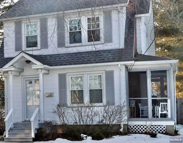 59 Chestnut Street, Hillsdale, NJ 07642 (MLS #21007349) :: The Sikora Group