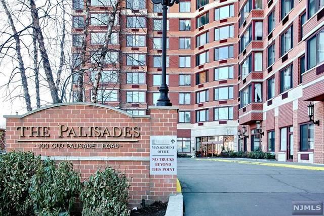 100 Old Palisade Road #1404, Fort Lee, NJ 07024 (MLS #21007410) :: The Sikora Group