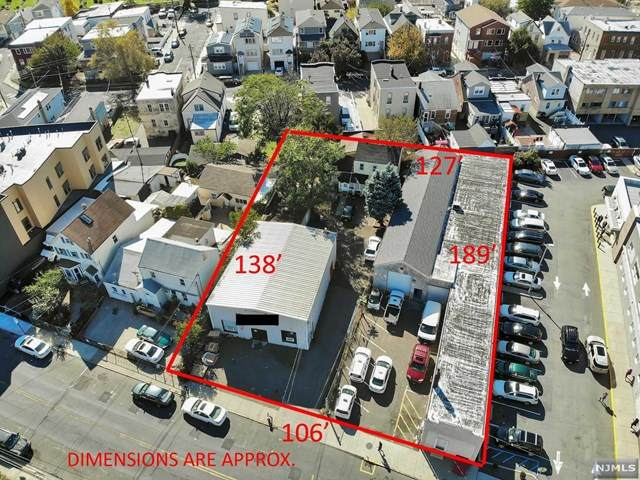 4215-21 Bergen Turnpike, North Bergen, NJ 07047 (MLS #21007434) :: Provident Legacy Real Estate Services, LLC