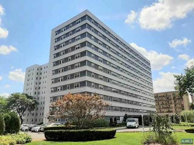 280 Prospect Avenue 11K, Hackensack, NJ 07601 (MLS #21007631) :: The Sikora Group