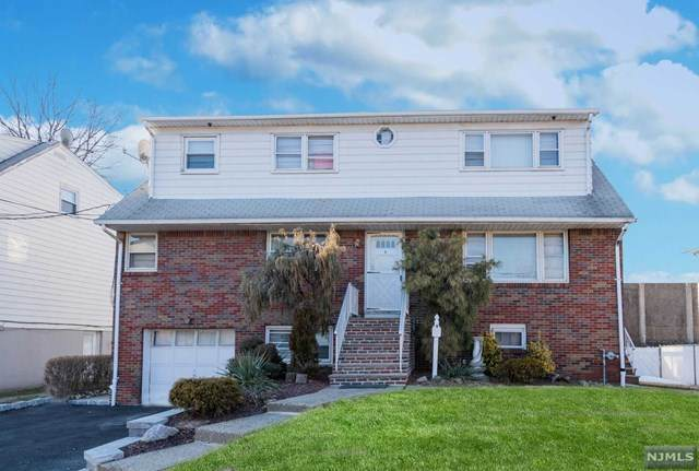 122 Maple Avenue, Woodland Park, NJ 07424 (MLS #21007736) :: The Sikora Group