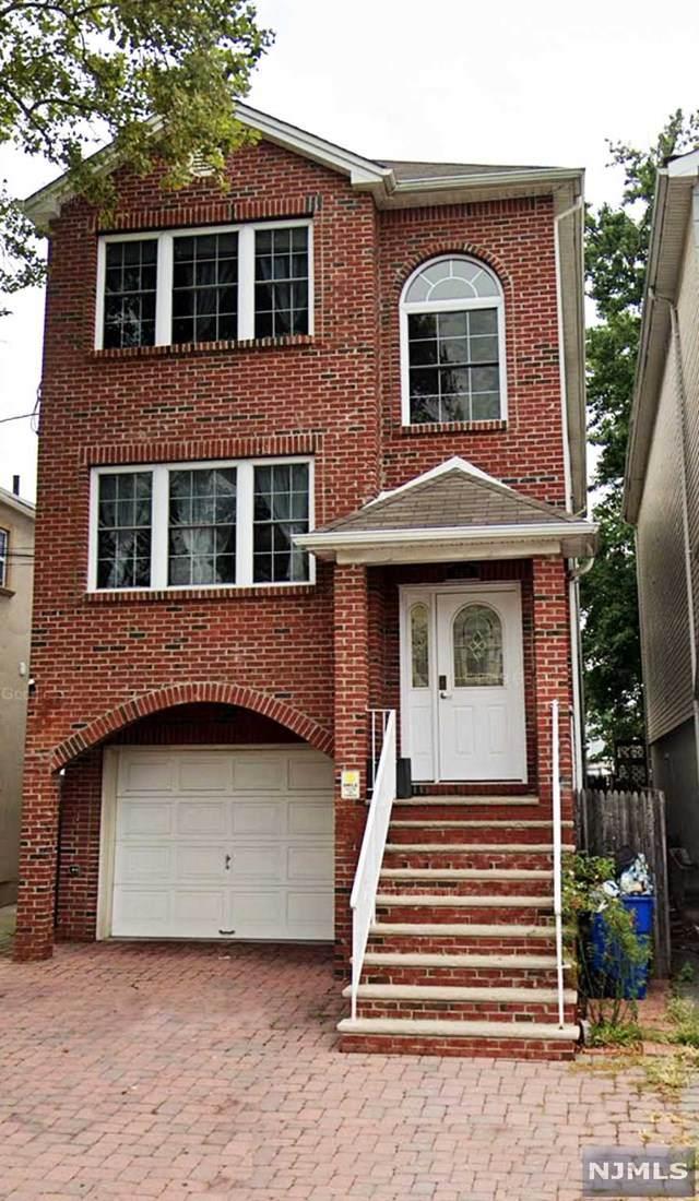 927 Anna Street, Elizabeth, NJ 07201 (MLS #21007926) :: The Sikora Group