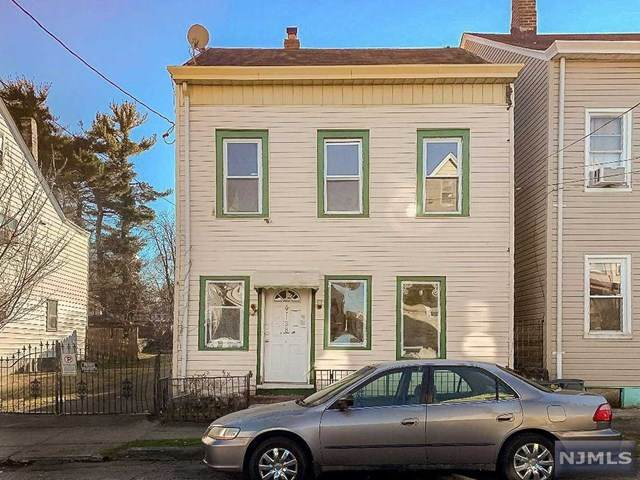138 Carlisle Avenue, Paterson, NJ 07501 (MLS #21008590) :: Team Braconi | Christie's International Real Estate | Northern New Jersey