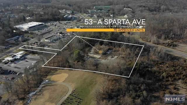 53A Sparta Avenue, Sparta, NJ 07871 (MLS #21009496) :: Kiliszek Real Estate Experts