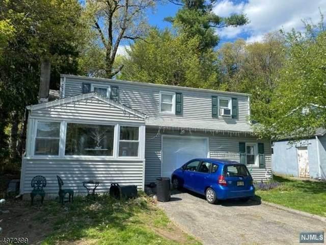 34 Oak Street, Bloomingdale, NJ 07403 (MLS #21011182) :: Team Braconi | Christie's International Real Estate | Northern New Jersey