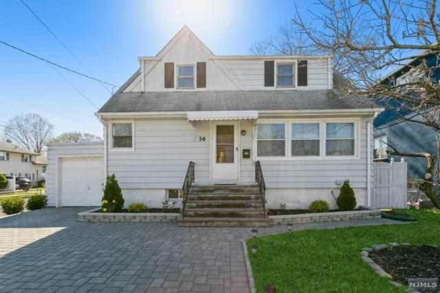 34 Grant Street, Elmwood Park, NJ 07407 (MLS #21013271) :: The Dekanski Home Selling Team