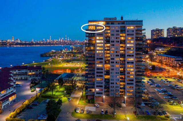 1203 River Road 21E/F, Edgewater, NJ 07020 (MLS #21013584) :: Team Francesco/Christie's International Real Estate