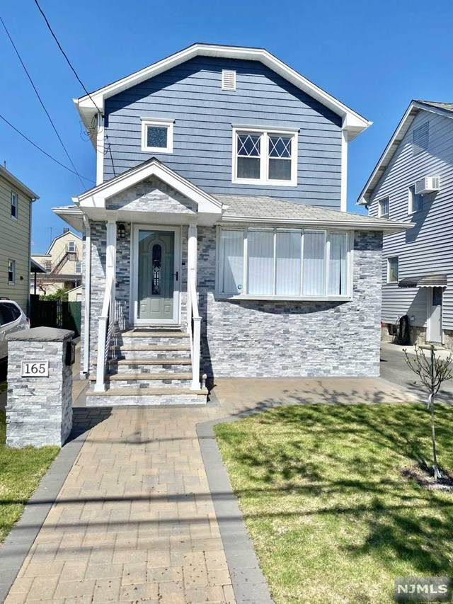 165 Page Avenue, Lyndhurst, NJ 07071 (MLS #21013722) :: Team Francesco/Christie's International Real Estate