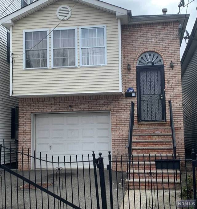 229 N 5th Street, Newark, NJ 07107 (MLS #21013987) :: Howard Hanna Rand Realty