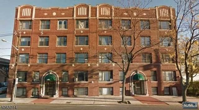 1870 John F Kennedy Boulevard 4D, Jersey City, NJ 07305 (MLS #21014072) :: Howard Hanna Rand Realty