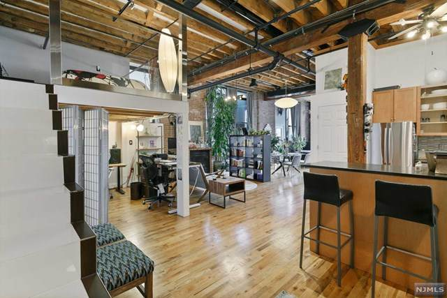 126 Webster Avenue 3D, Jersey City, NJ 07307 (MLS #21014110) :: Team Francesco/Christie's International Real Estate