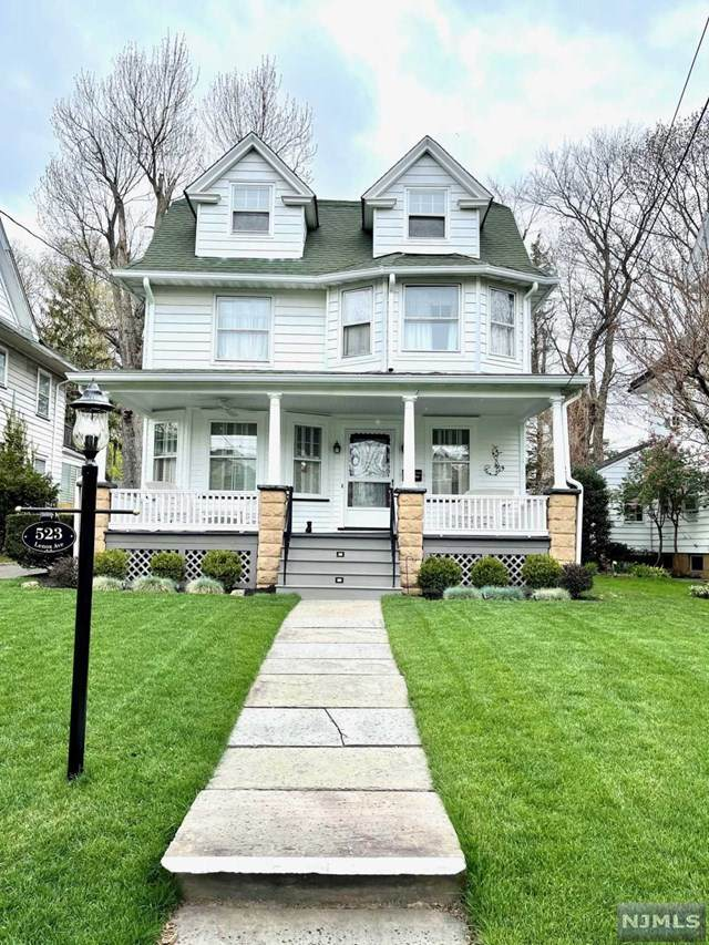 523 Lenox Avenue, Westfield, NJ 07090 (MLS #21014186) :: Kiliszek Real Estate Experts