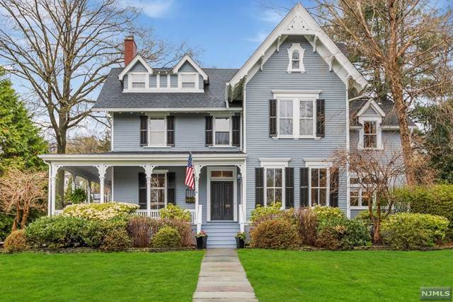 8 Clinton Avenue, Montclair, NJ 07042 (MLS #21014262) :: Howard Hanna Rand Realty