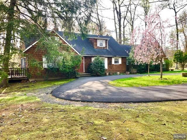 35 Dogwood Lane, Alpine, NJ 07620 (MLS #21015040) :: The Sikora Group