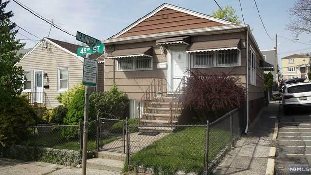 1424 45th Street, North Bergen, NJ 07047 (MLS #21016639) :: Corcoran Baer & McIntosh