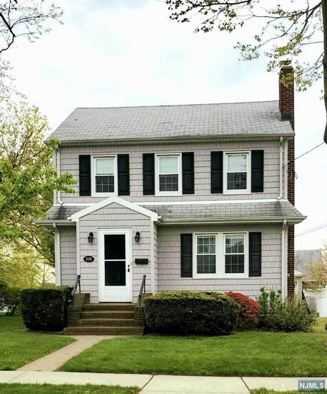 326 Hillcrest Avenue, Wood Ridge, NJ 07075 (MLS #21016842) :: Corcoran Baer & McIntosh