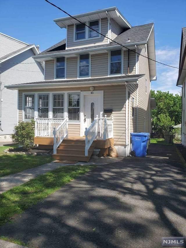 45 Feronia Way, Rutherford, NJ 07070 (MLS #21016910) :: RE/MAX RoNIN