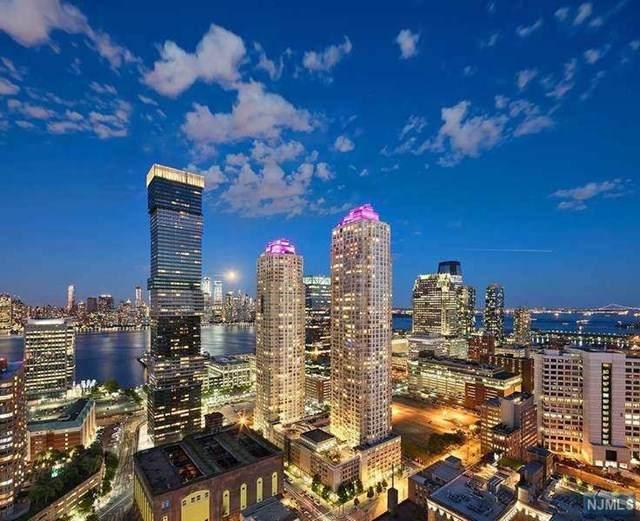 88 Morgan Street #1401, Jersey City, NJ 07302 (MLS #21017938) :: Kiliszek Real Estate Experts