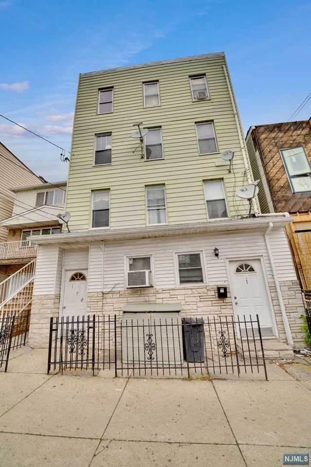 178 Griffith Street, Jersey City, NJ 07307 (MLS #21018100) :: Kiliszek Real Estate Experts
