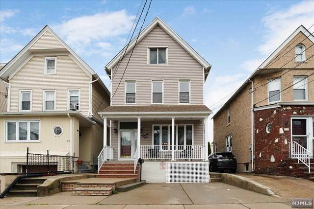 25 E 45th Street, Bayonne, NJ 07002 (MLS #21018317) :: Provident Legacy Real Estate Services, LLC