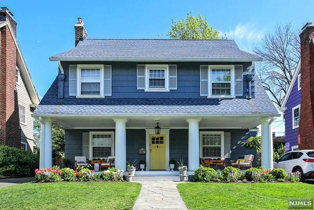 12 Warren Place, Montclair, NJ 07042 (MLS #21018458) :: Corcoran Baer & McIntosh