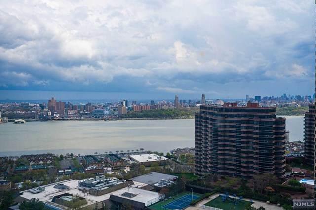 300 Winston Drive #1911, Cliffside Park, NJ 07010 (MLS #21018741) :: Kiliszek Real Estate Experts