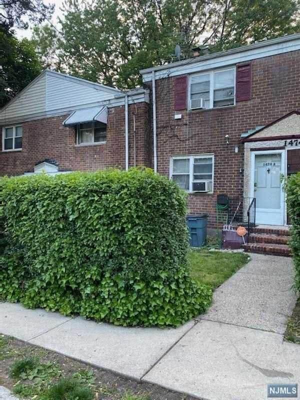 1474A Liberty Avenue, Hillside, NJ 07205 (MLS #21019484) :: RE/MAX RoNIN