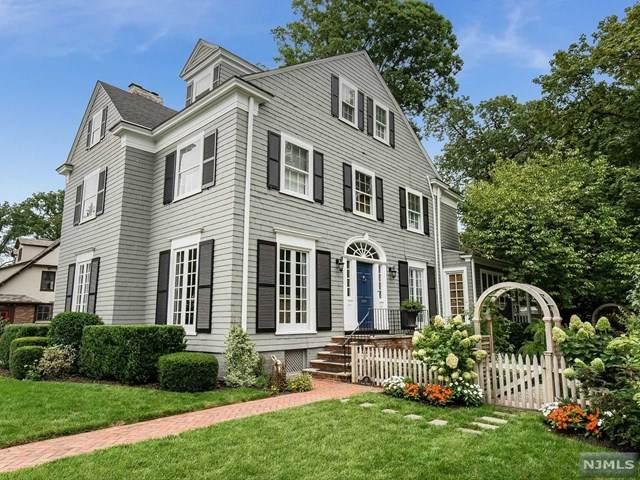 17 Summit Street, Glen Ridge, NJ 07028 (MLS #21021435) :: Provident Legacy Real Estate Services, LLC