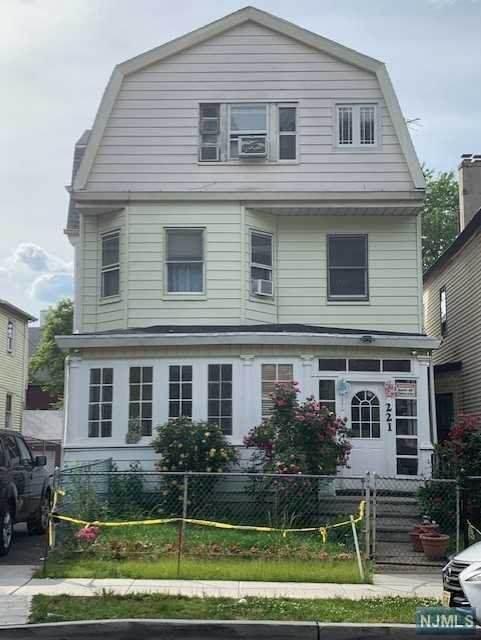 221 S Essex Avenue, Orange, NJ 07050 (#21022149) :: United Real Estate