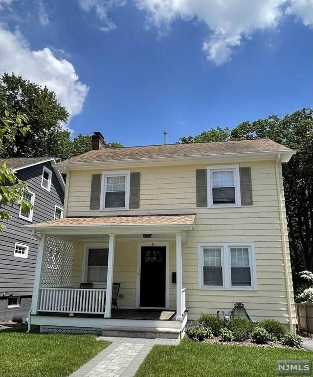 45 High Street, Glen Ridge, NJ 07028 (MLS #21023321) :: Provident Legacy Real Estate Services, LLC