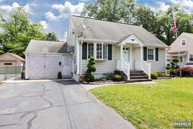 1045 Carnation Drive, New Milford, NJ 07646 (MLS #21023634) :: The Dekanski Home Selling Team