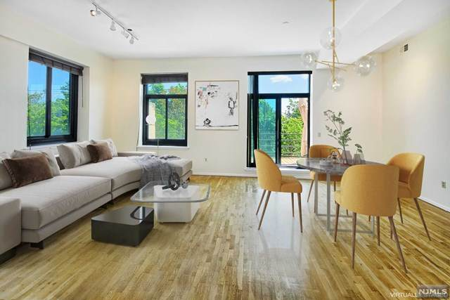 518-536 Gregory Avenue A101, Weehawken, NJ 07086 (MLS #21023747) :: Team Francesco/Christie's International Real Estate