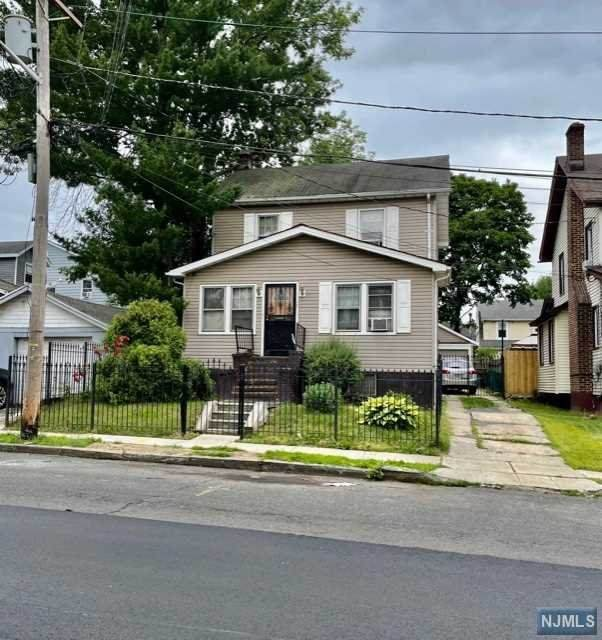 141 Delmar Place, Irvington, NJ 07111 (#21023815) :: United Real Estate