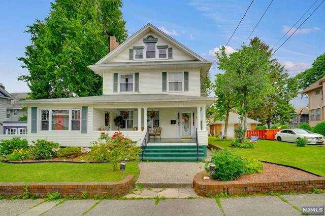 352-358 E 36th Street, Paterson, NJ 07504 (MLS #21023905) :: The Sikora Group