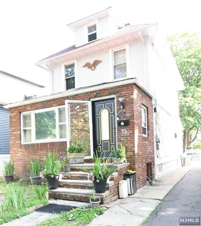 65 Hobart Street, Ridgefield Park, NJ 07660 (MLS #21023982) :: The Dekanski Home Selling Team