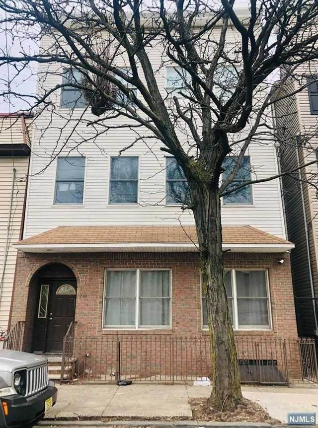 234 Oliver Street, Newark, NJ 07105 (MLS #21024019) :: The Sikora Group