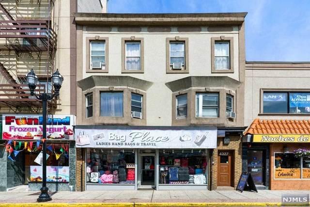 4327 Bergenline Avenue, Union City, NJ 07087 (MLS #21024043) :: The Sikora Group